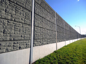 QEW-absorptive-noise-barrier