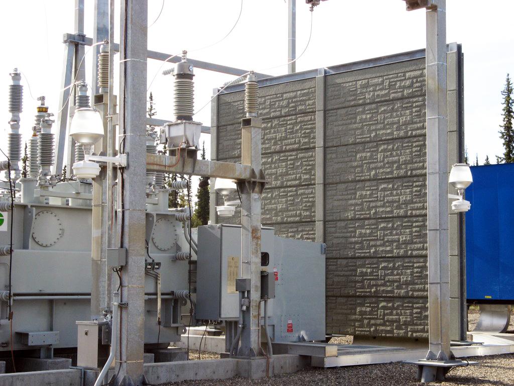 Transformer thermal barrier